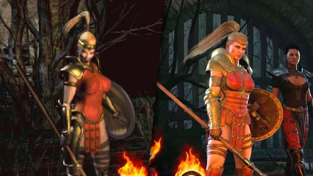 Diablo 2: Comparan el original con Diablo 2: Resurrected