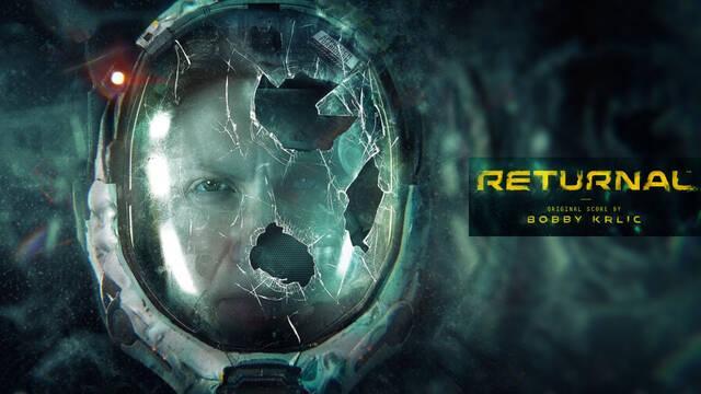 Returnal muestra un avance de su banda sonora.