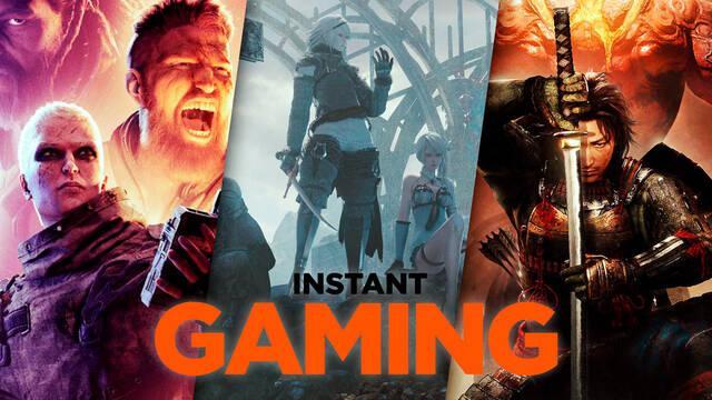 Las mejores ofertas de Instant Gaming para el fin de semana