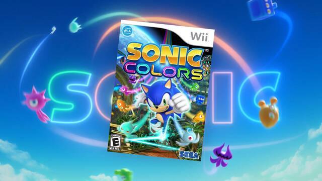 Sonic Colours de Wii podría recibir una remasterización.