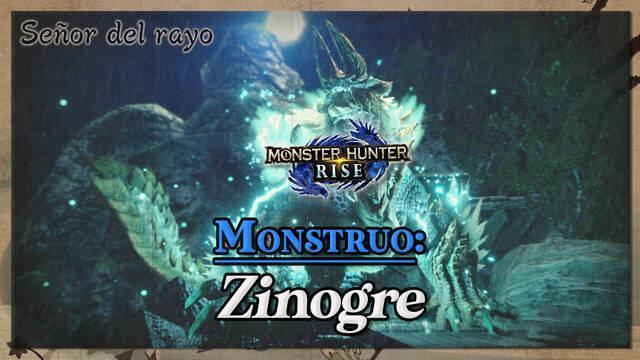 Zinogre en Monster Hunter Rise: cómo cazarlo y recompensas