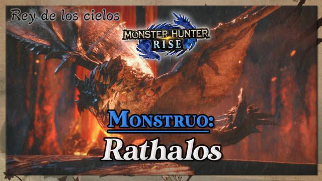 Rathalos en Monster Hunter Rise: cómo cazarlo y recompensas