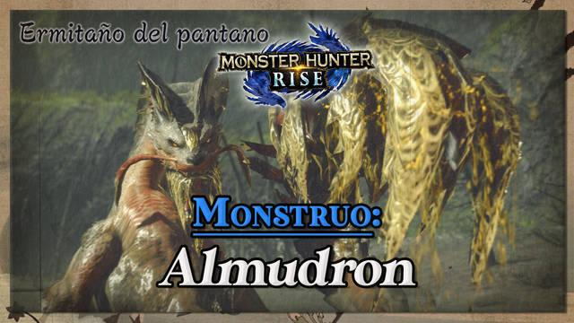 Almudron en Monster Hunter Rise: cómo cazarlo y recompensas