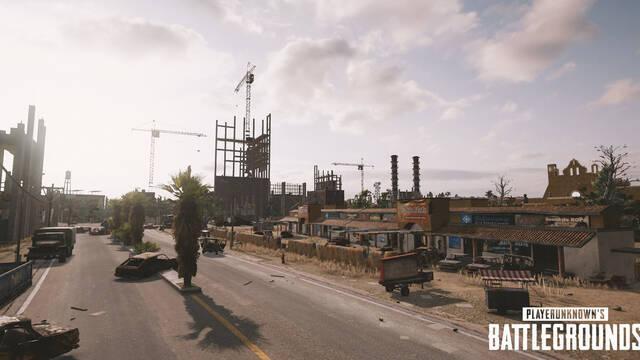 El nuevo mapa de PlayerUnknown's Battlegrounds se mostrará en los Game Awards