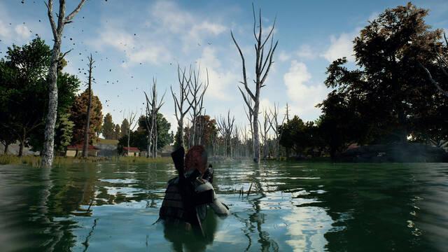 Playerunknown's Battlegrounds supera a GTA V en jugadores en Steam