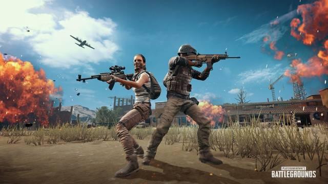 E3 2018: Playerunknown's Battlegrounds tendrá Modo Guerra en Xbox One