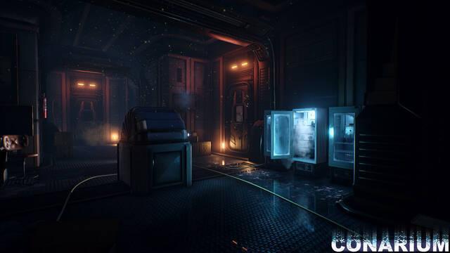 Iceberg Interactive presenta el teaser tráiler de Conarium, un juego lovecraftiano