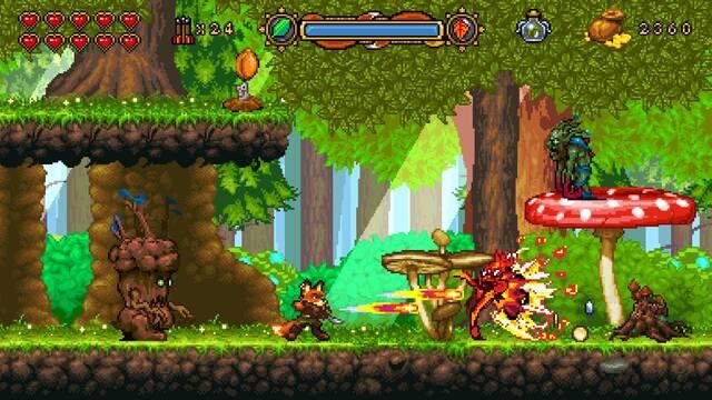 Fox N Forests llegará el 17 de mayo a PC y consolas