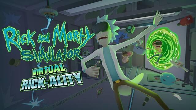 Anunciado Rick and Morty Simulator: Virtual Rick-ality