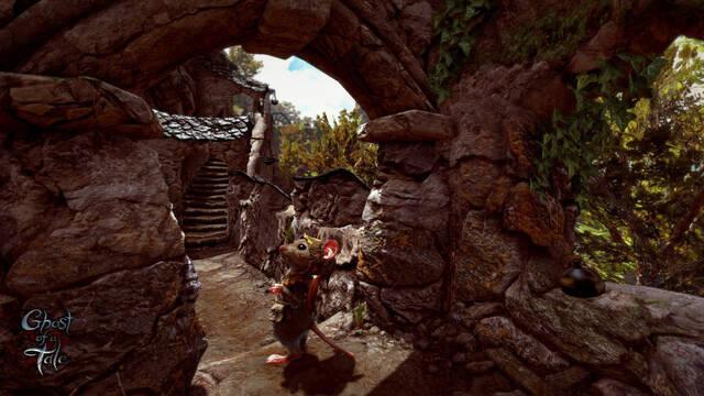 El ratón de Ghost of a Tale llegará en marzo de 2018 a PC y Xbox One