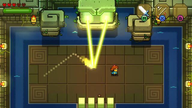 Blossom Tales, un juego inspirado en los Zelda clásicos, llegará a Steam el 28 de marzo