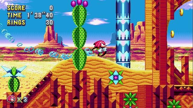 Sega nos ofrece el tráiler de lanzamiento de Sonic Mania