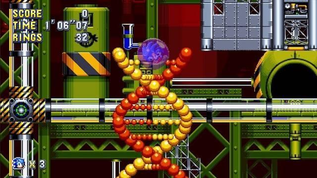 Sonic Mania se retrasa en PC hasta el 29 de agosto