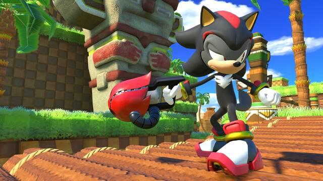 Anunciado el primer DLC gratuito para Sonic Forces