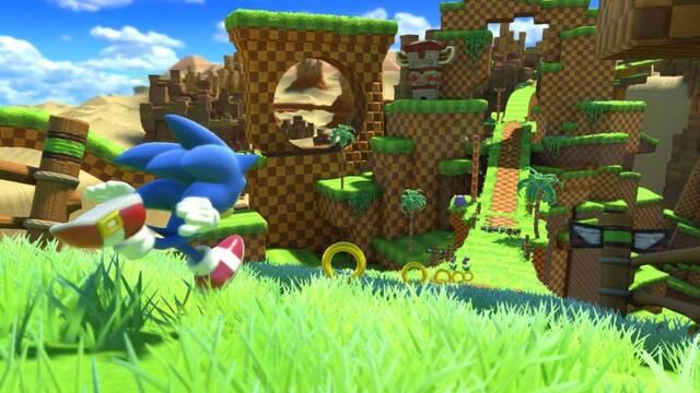Sonic Forces debuta con problemas técnicos en PC