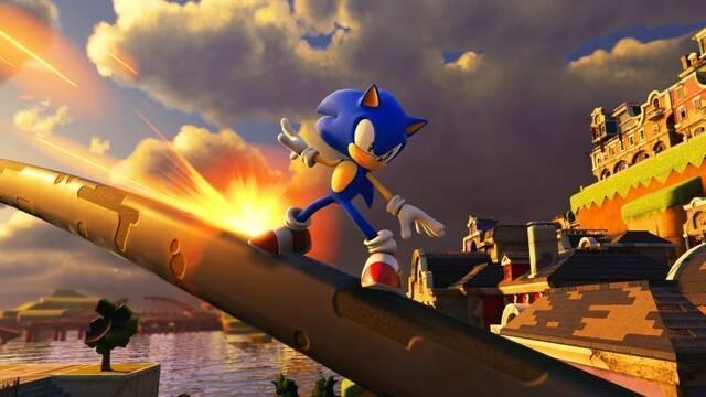 Sonic Forces muestra su tráiler de lanzamiento