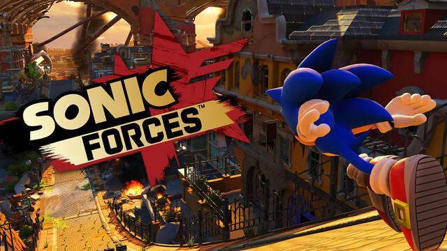 Sonic Forces muestra su jugabilidad y su personalización de personajes