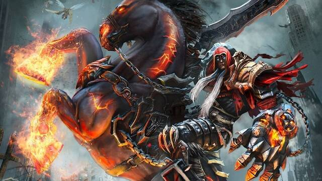 Darksiders Warmastered Edition para Wii U no está cancelado