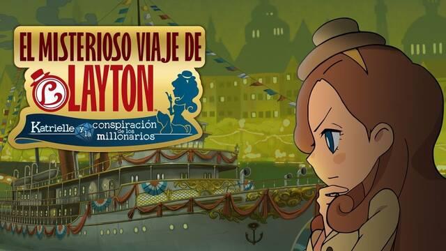 El misterioso viaje de Layton en Switch está muy cerca de Europa