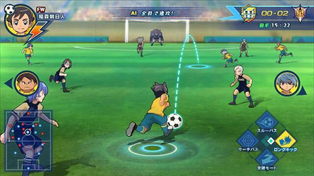 Inazuma Eleven Ares podría ser un juego para Nintendo Switch