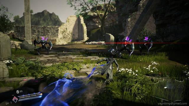 Lost Soul Aside adelanta su jugabilidad en la PlayStation Experience
