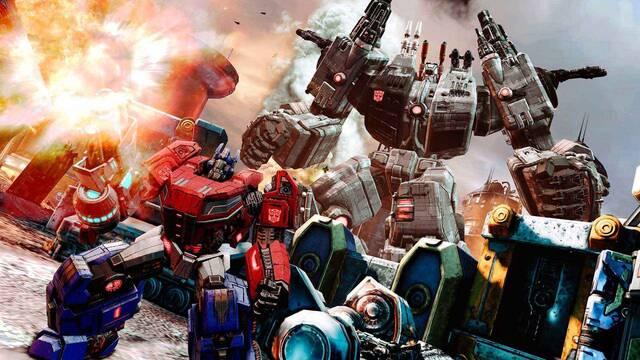Explican los motivos de la retirada digital de los juegos de Transformers