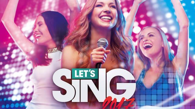 La serie de títulos musicales de Let's Sing volverá en octubre con novedades