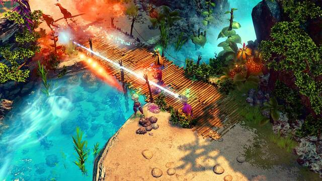 Nine Parchments se muestra en Nintendo Switch