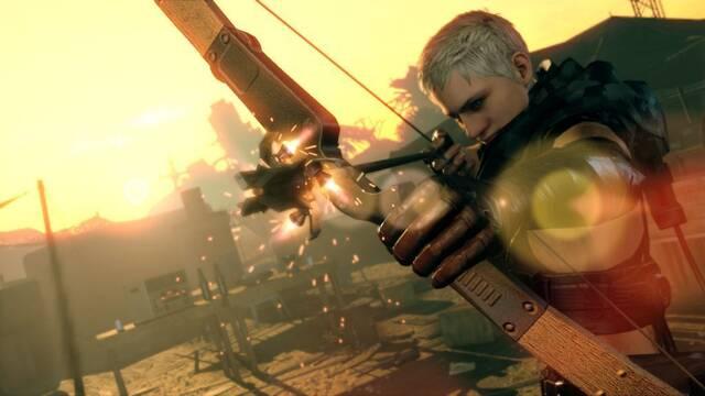Juega gratis a Metal Gear Survive con PS Plus este fin de semana