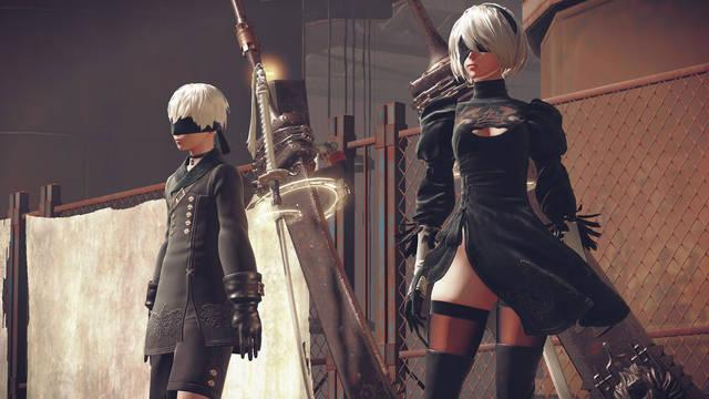 NieR: Automata Xbox Game Pass