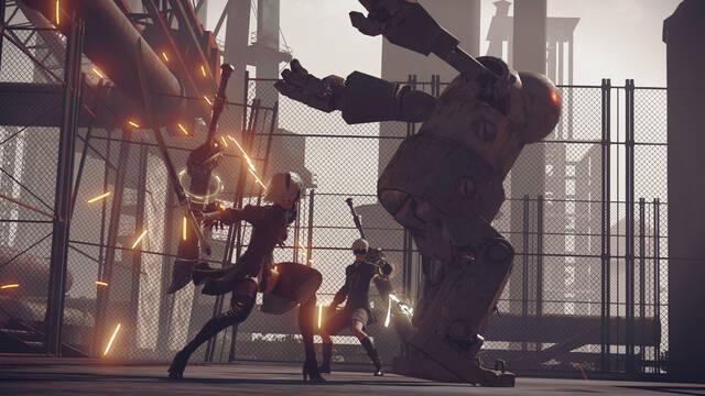 Ya disponible NieR: Automata a través de Steam