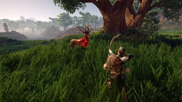 El RPG de acción Outward llegará a principios de 2019