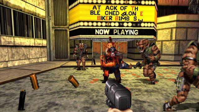 Duke Nukem 3D: 20th Anniversary World Tour nos presenta su tráiler de lanzamiento