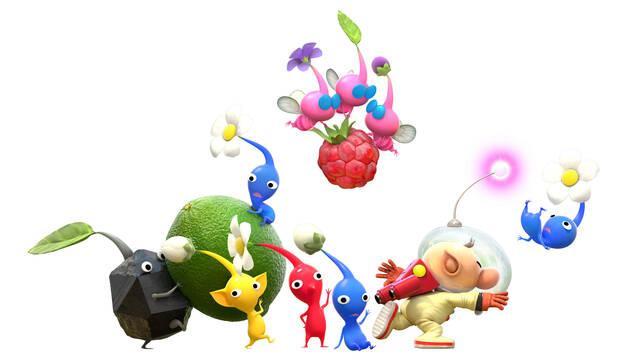 Hey! Pikmin para Nintendo 3DS muestra un nuevo tráiler