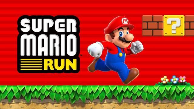 Super Mario Run está de oferta con un 50% de descuento