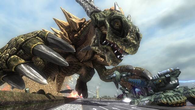 Earth Defense Force 5 llegará a Occidente este verano