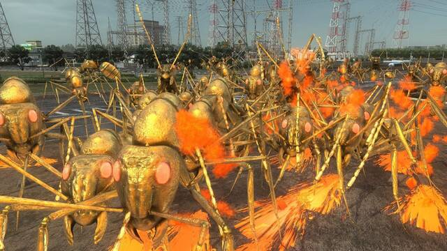 Earth Defense Force 5 se lanza en Occidente el 11 de diciembre