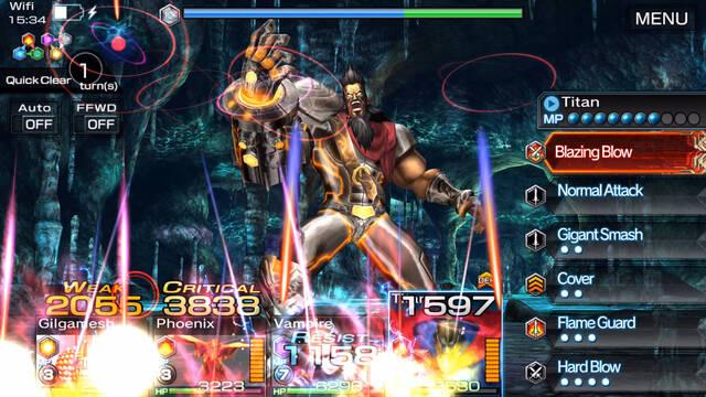 Guardian Codex, un RPG de Square Enix, ya está disponible para iOS y Android