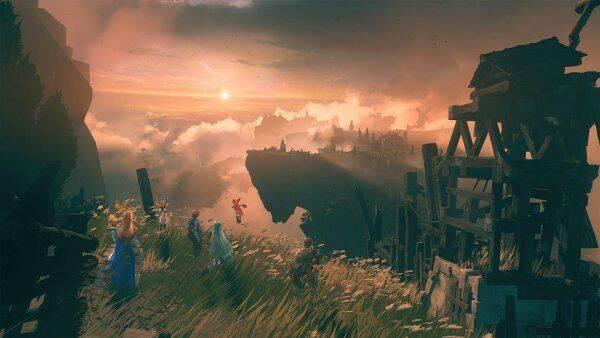 Cygames y Platinum Games muestran Granblue Fantasy Project Re:Link