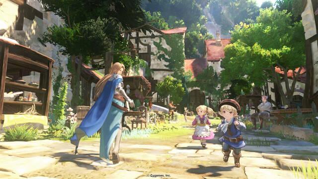 Habrá novedades de Granblue Fantasy Project Re: Link en diciembre