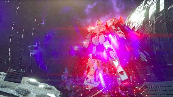 Bandai Namco anuncia Gundam Versus para PlayStation 4