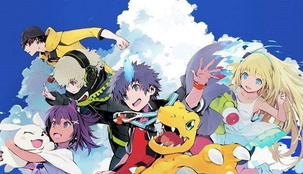 Digimon World: Next Order llegará a Europa el próximo día 27 de enero