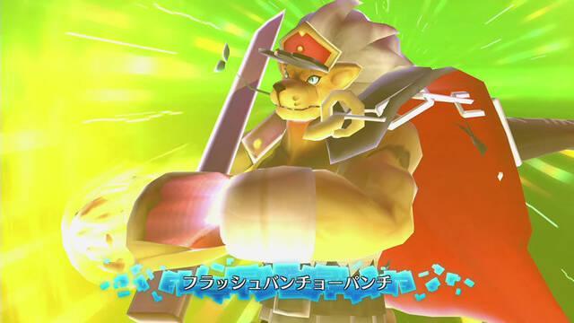 Darkdramon y Chaosmon protagonizan las nuevas imágenes de Digimon World: Next Order