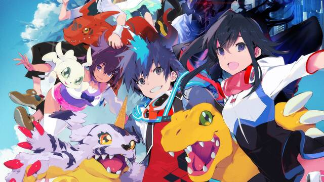 Digimon World: Next Order recibe un nuevo contenido descargable gratuito