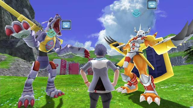 Bandai Namco desmiente que Digimon World: Next Order para PS Vita vaya a llegar a Occidente