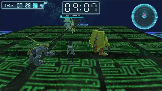 Bandai Namco nos muestra nuevas imágenes de Digimon World: Next Order