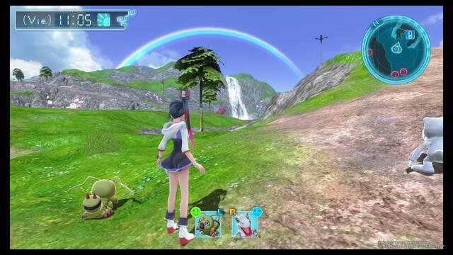 Tráiler de lanzamiento de Digimon World: Next Order