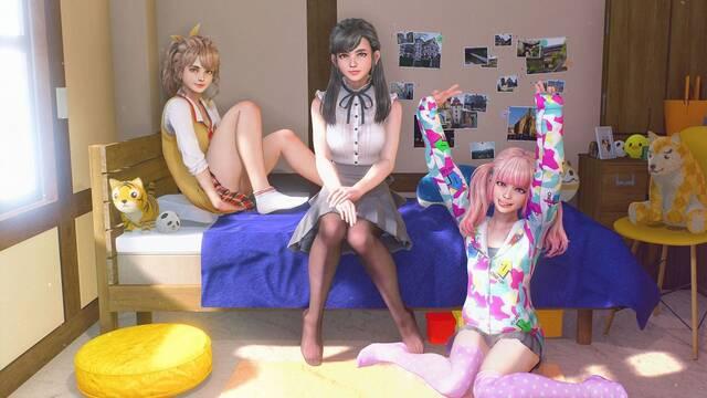 Happy Manager, el extraño juego japonés para PlayStation VR