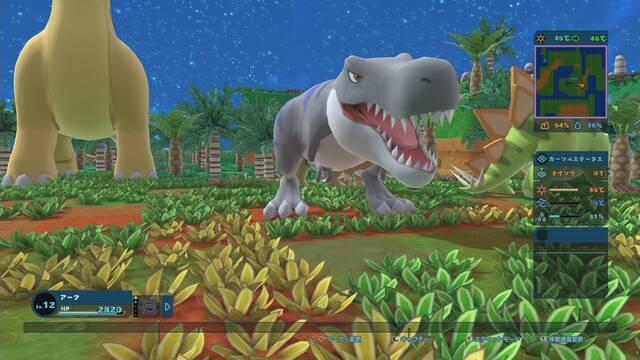 Birthdays the Beginning muestra a los dinosaurios en nuevas imágenes