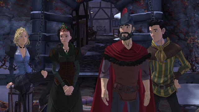 Tráiler de lanzamiento del cuarto episodio de King's Quest